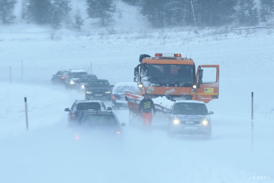 b4d5ad974 VEĽKÁ VÍKENDOVÁ PREDPOVEĎ POČASIA: Dokedy bude snežiť?