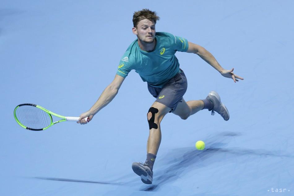 Goffin zdolal Federera v semifinále turnaja majstrov: Bol to môj deň