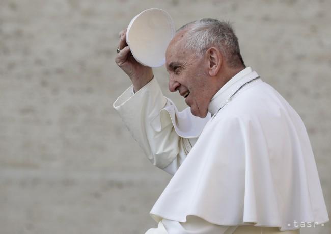Pápež piatim novým kardinálom:Konajte ako služobníci,nie ako princovia
