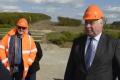 ÉRSEK: Výstavba D1 Budimír - Bidovce napreduje podľa harmonogramu