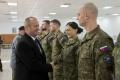 ZÁZNAM: Vyhlásenie P. Gajdoša o povyšovaní vojakov v zálohe