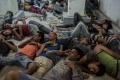 Loď Frontexu prepravila z Lesbosu do Dikili 70 migrantov