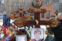 Slovenskí hokejisti si uctili pamiatku obetí