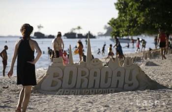 Na obľúbený ostrov Borácay nepustia turistov: Je znečistený