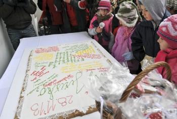 Za pätnásť rokov napísali deti i dospelí Ježiškovi 1,2 milióna listov