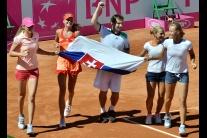 Slovenské tenistky
