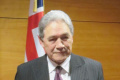 W. Peters odcestoval po Erdoganových výrokoch do Turecka