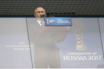 Otvárací ceremoniál Pohára federácie FIFA v Petroh