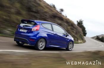 Nová Fiesta ST je najrýchlejšie malé športové vozidlo z dielne Ford