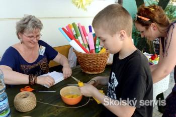 L. Mikuláš: Deti sa na tábore Šikovníček zaúčali do tajov remesiel