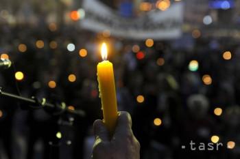 Prieskum: Sviečková manifestácia sa zapísala do vedomia verejnosti