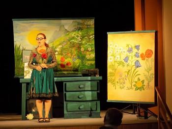 Príbeh motýľa a kvetinovej víly bol poučný