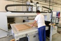 Decodom nábytok výroba pracovník Topoľčany dielňa