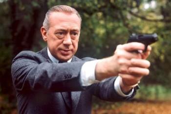 Nemeckého herca Horsta Tapperta preslávila rola inšpektora Derricka