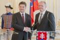 VIDEO: A.Kiska: M.Lajčák je teraz obrovskou reklamou pre Slovensko