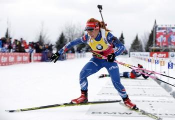 Biatlon: Soukalová triumfovala v šprinte na SP v Presque Isle