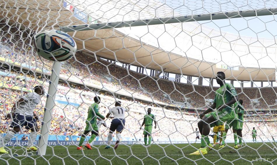 Nigéria zápas robiť