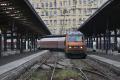 Vlak v Česku vyšiel po nesprávnej trati, museli evakuovať 80 ľudí