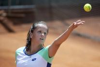 Schmiedlová je víťazkou ženskej dvojhry na turnaji