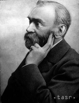 Pred 185 rokmi sa narodil švédsky chemik Alfred Nobel