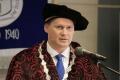 Doctor honoris causa EU v Bratislave prof. Ľubošovi Pástorovi, PhD.
