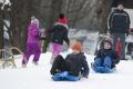 Žiakom na strednom Slovensku sa začnú v pondelok jarné prázdniny