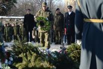 V maďarskej obci Hejce si uctili pamiatku obetí leteckého nešťastia