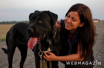 Magdaléna  Fülöpová: Ľudia sa zbavujú psov otrasnými spôsobmi
