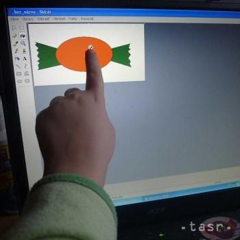 Deti si vyrobili pexeso, kpísmenkám kreslili aj obrázky
