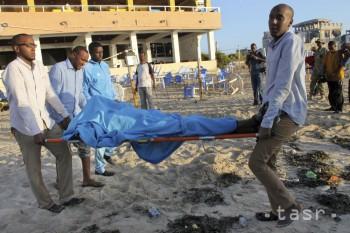 BOMBOVÝ ÚTOK v Somálsku: Najmenej 14 mŕtvych a 10 ranených