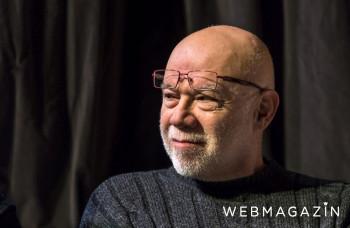 Básnik, prekladateľ, textár, publicista Ján Štrasser má 75 rokov