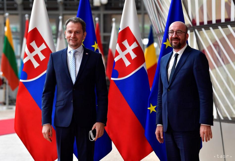 Matovič: Michel a Von der Leyenová nepochybujú o Slovensku v EÚ