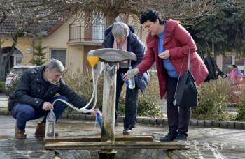 Prameň sv. Floriána objavili pre miestnych pútnici