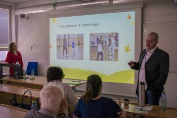 Odborníci na výchovu a vzdelávanie nadaných detí vystúpili v Prešove