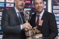 Radu SZĽH otvorili sezónne ocenenia, cenu fair play získal Pálffy