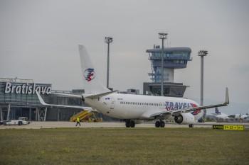 Najväčšie slovenské národné letisko sa blíži k prekonaniu rekordu