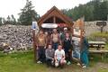 Študenti histórie v Slovenskom raji