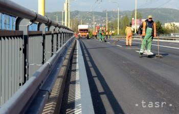 Po oprave chodníkov dostane most cez Váh v Šali aj nové zábradlie 44281126846