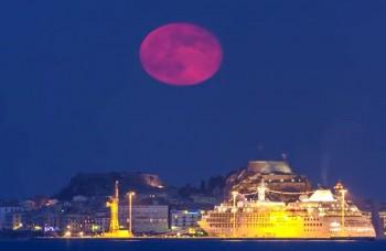 Korfu: Pozrite si video plné hviezd nad smaragdovým ostrovom