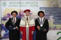 Udelenie čestného titulu Doctor honoris causa TnUAD