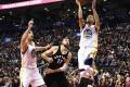 NBA: Víťazstvo Golden State, Cleveland bez Jamesa podľahol Chicagu