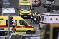 Brusel, výbuch, letisko, metro
