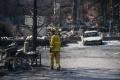 VIDEO: Obeťami požiaru v Moskve je 17 pracovníkov z Kirgizska