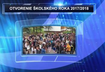 VIDEO: Slávnostné otvorenie školského roka ZŠ, G. Haina 37 v Levoči