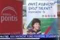 VIDEO: AXA nadačný fond rozdelil viac ako 24-tisíc eur medzi študentov