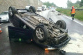 V okrese B. Bystrica bolo v júni 22 dopravných nehôd