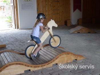 Na rakúskom zámku Schloss Hof  bude Zvieracia olympiáda