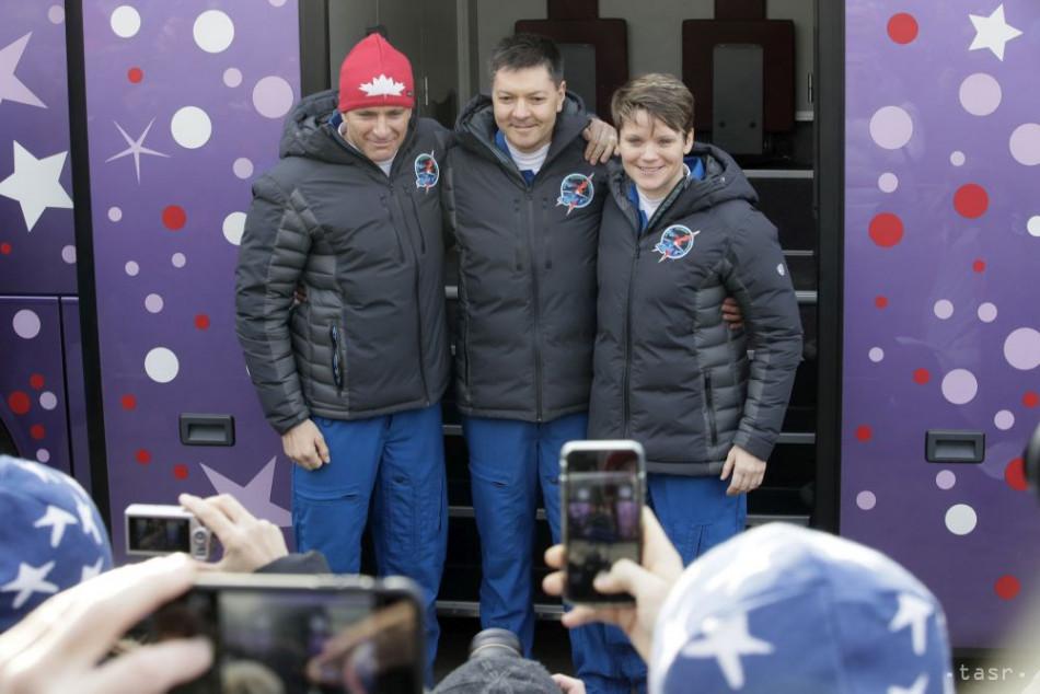 Z kozmodrómu Bajkonur vyštartovala pilotovaná kozmická loď Sojuz MS-11 16013b2f768