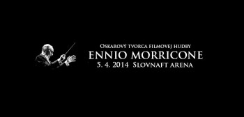 Ennio Morricone sa teší na koncert v bratislavskej Slovnaft Aréne
