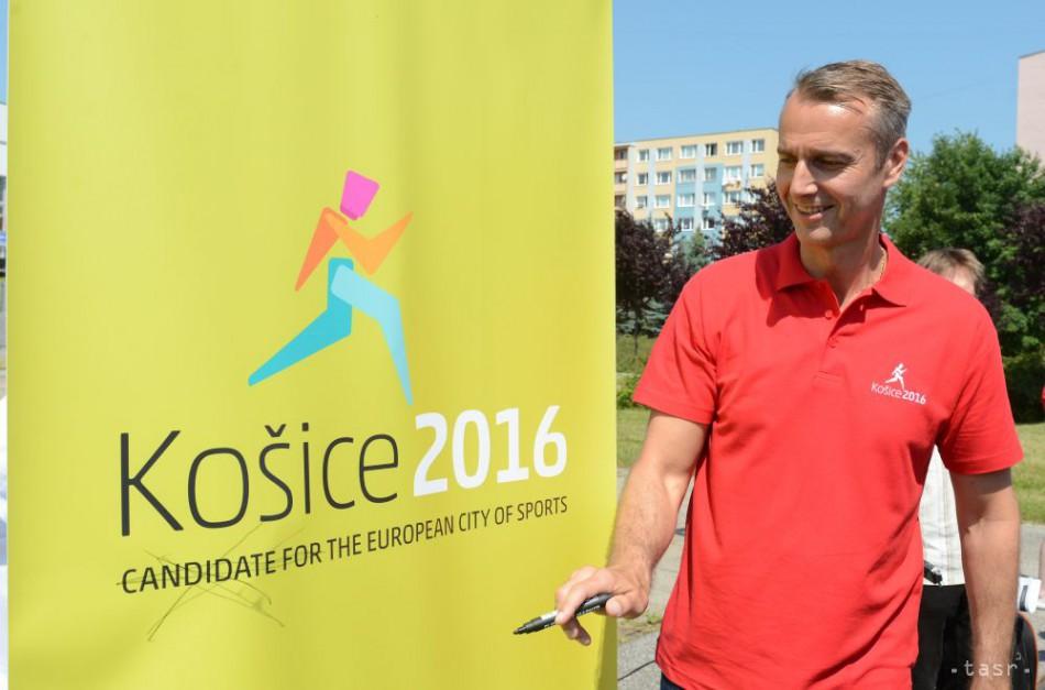 2e8ad2109e06b VIDEO: Košice budú o rok Európskym mestom športu